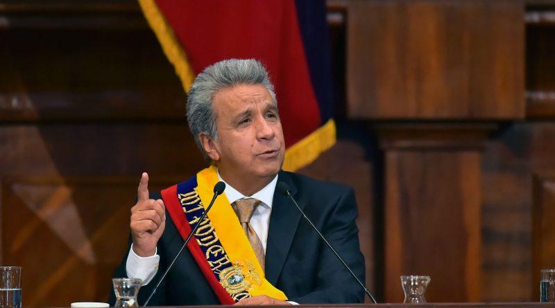 ECUADOR-MORENO-PRESIDENTE