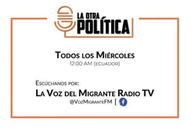 Estreno en Radio L.V.M. – La Otra Política Radio TV.