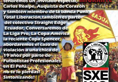 Fútbol Rebelde Ecuador Programa 018 – Segunda Temporada
